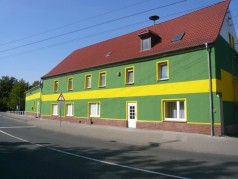 Pension, Hotel alte Eiche